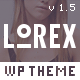 LOREX – Multipurpose WooCommerce WordPress Theme - ThemeForest Item for Sale