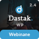Dastak - A Multipurpose Responsive Theme - ThemeForest Item for Sale