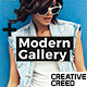 Clean Modern Gallery - VideoHive Item for Sale