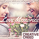 Love Memories - VideoHive Item for Sale