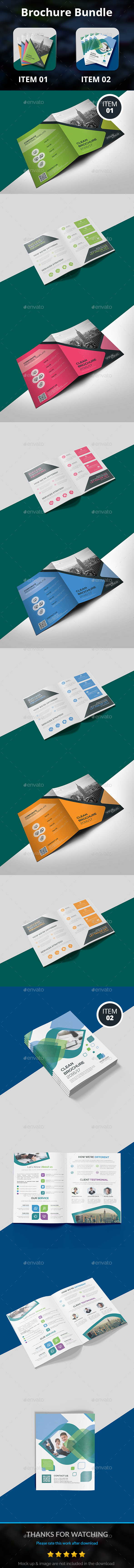 Brochure Set - Corporate Brochures