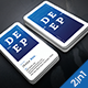 Deep Creative Business Card - GraphicRiver Item for Sale