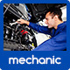 Mechanic - Car Service & Repair Workshop Drupal 8 Theme