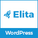 Elita – Corporate WordPress Theme - ThemeForest Item for Sale