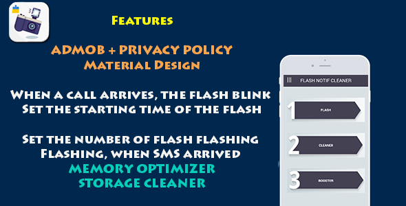 Flash Notif + Cleaner + Booster - CodeCanyon Item for Sale