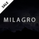 Milagro - One Page Multipurpose Theme - ThemeForest Item for Sale