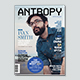Antropy Magazine Template - GraphicRiver Item for Sale