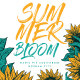 Summer Bloom Flyer