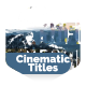 Parallax Cinematic Titles - VideoHive Item for Sale