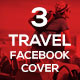 Facebook Cover Travel - GraphicRiver Item for Sale