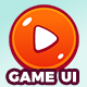 Cartoon Game User Interface - GraphicRiver Item for Sale