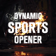 Dynamic Sports Opener - VideoHive Item for Sale