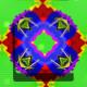 Psy Geometrical Techno VJ Loop Pack - VideoHive Item for Sale