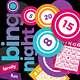 Bingo Flyer Template V2 - GraphicRiver Item for Sale