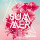 Minimalst Summer   Flyer Templates - GraphicRiver Item for Sale
