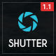 Shutter - Portfolio and Photography Powerful WordPress Theme Nulled