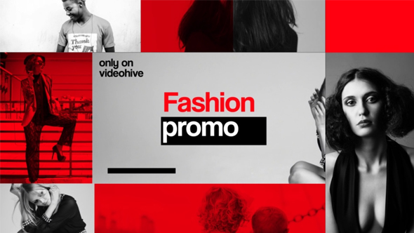 Fashion Promo by alexeguy