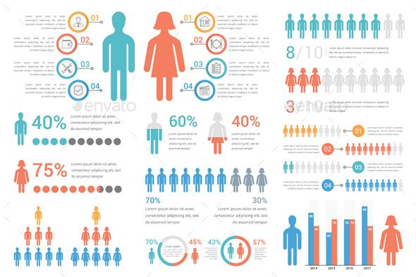 Human Infographics - Infographics