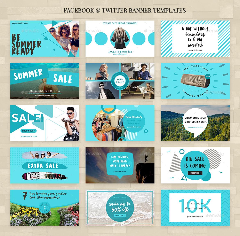 Social Media Kit By Brandifystudio