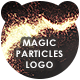 Magic Particles Logo Reveal - VideoHive Item for Sale