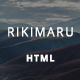 Rikimaru - Multipurpose Modern Website HTML5 & CSS3 Template Nulled
