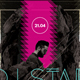 Modern DJ flyer template - GraphicRiver Item for Sale
