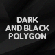 10 Different Dark and Black Polygon Backgrounds - GraphicRiver Item for Sale