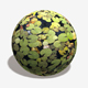 Lily Pad Pond Water Seamless Texture