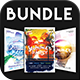 Summer Flyer Bundle Vol. 01 - GraphicRiver Item for Sale