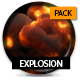 Explosion Multi Cam 02 - VideoHive Item for Sale