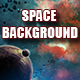 7 Space Parallax Backgrounds - GraphicRiver Item for Sale