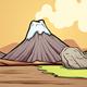 Prehistoric Background - GraphicRiver Item for Sale
