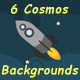 Cartoon Cosmos Backgrounds - VideoHive Item for Sale