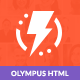 Olympus - HTML Social Network Toolkit Nulled