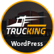 Trucking - Logistics and Transportation WordPress Theme