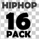 Hiphop Silhouettes Big Pack - VideoHive Item for Sale