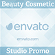 Beauty Cosmetic Studio Promo - VideoHive Item for Sale