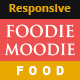 Foodie Moodie Restaurant Cafe Bar Nulled