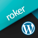 Software WordPress Theme | Roker