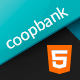 CoopBank - Banking, Financial, Credits Template