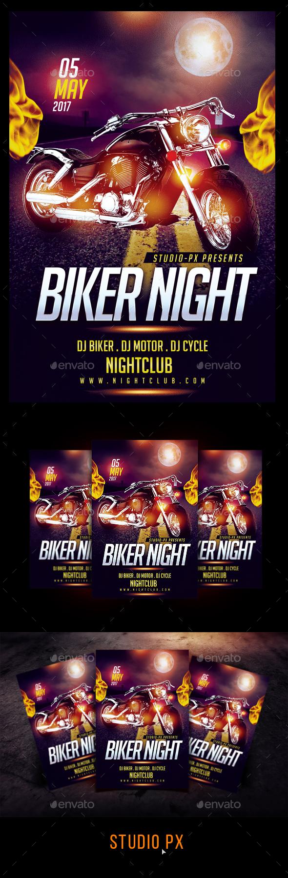 Biker Night - Clubs & Parties Events