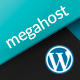 Hosting, Technology, Software And WHMCS Wordpress Theme  - Megahost Nulled