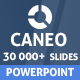 Caneo Powerpoint Presentation Template - GraphicRiver Item for Sale