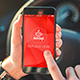 5 PSD Car Driver Responsive Phone and Tablet Mockups - GraphicRiver Item for Sale