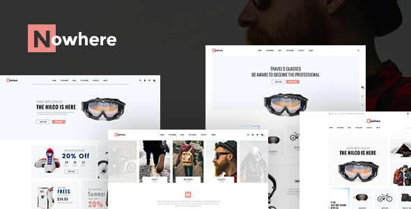 AP Nowhere Shopify Theme