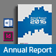 Annual Report Word - GraphicRiver Item for Sale