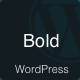 Bold - Blog and Magazine Clean WordPress Theme