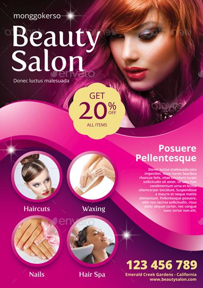 beauty salon by monggokerso