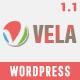 Vela - Multi-Purpose WooCommerce WordPress Nulled