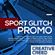 Sport Glitch Promo - VideoHive Item for Sale